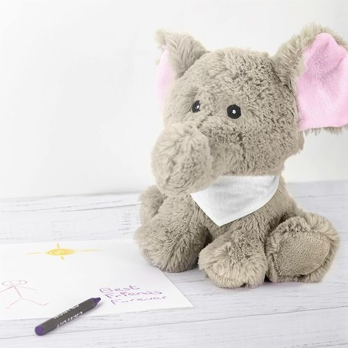 Peluches personalizables
