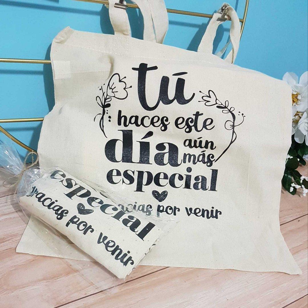 Bolsa De Tela Frases It Sisterses