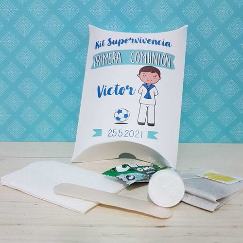 Kit de supervivencia primera comunión